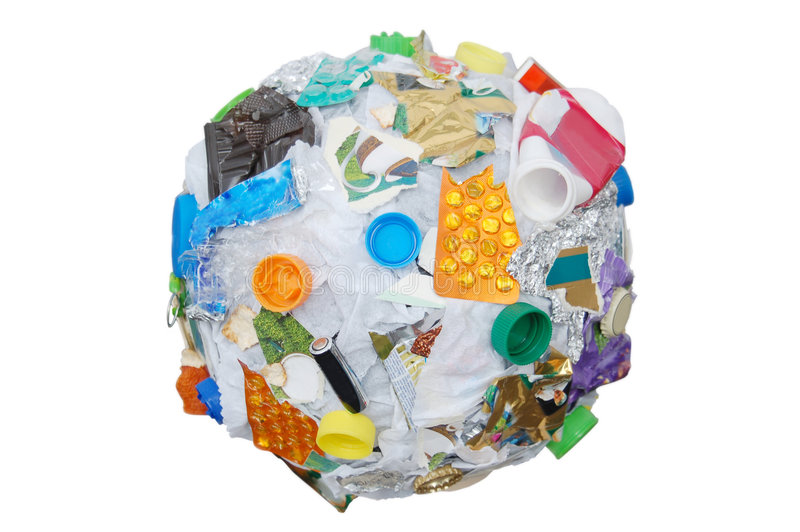 Download Recycle Sphere Stock Photos - Image: 2540853