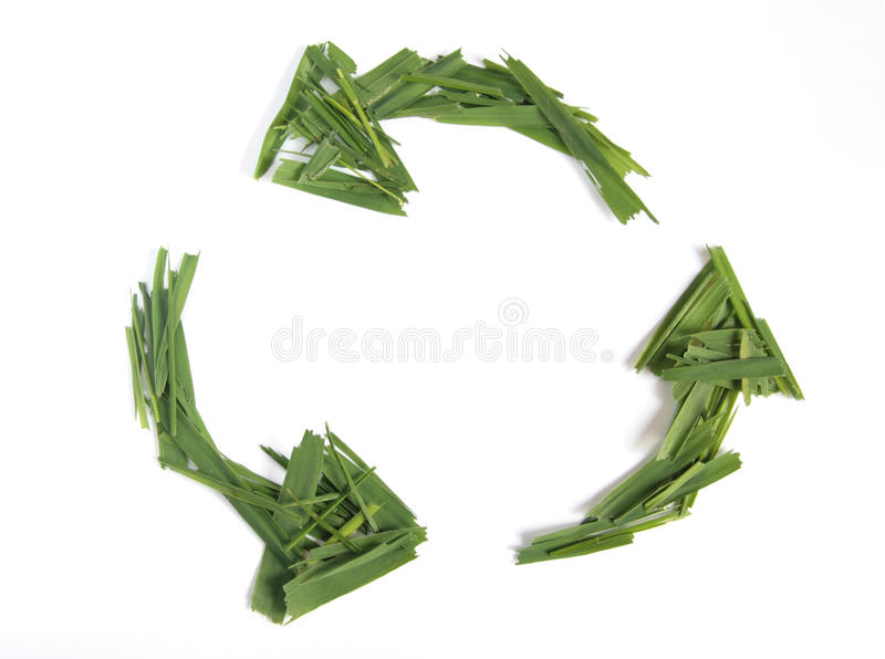 Recycle Symbol Royalty Free Stock Photo