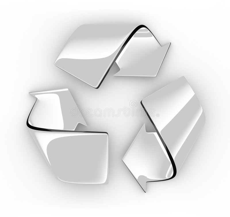 Download Recycle Symbol Stock Photo - Image: 2237520