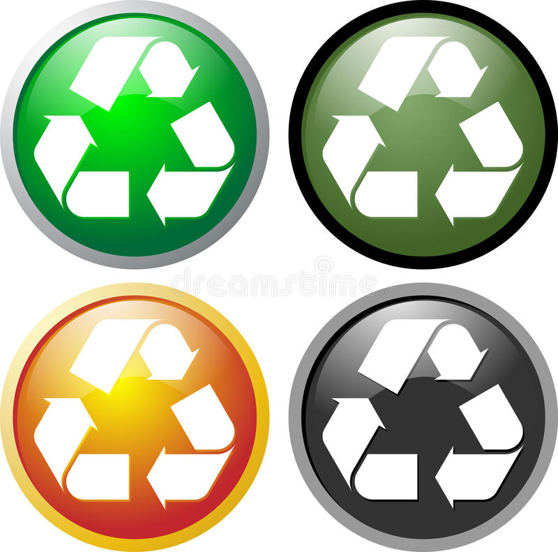 Recycle Stock Vector