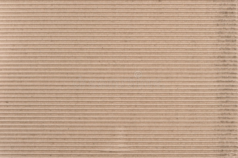 Recycled cardboard texture. wrapping paper stock image