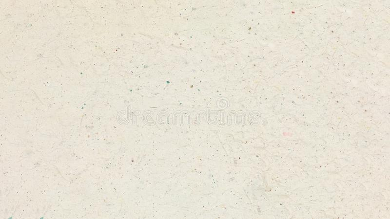 Recycled crumpled light brown paper texture or paper background for design. stock image