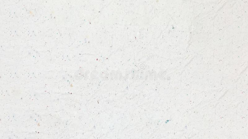 Recycled crumpled white paper texture or paper background for business education and communication concept design royalty free stock image
