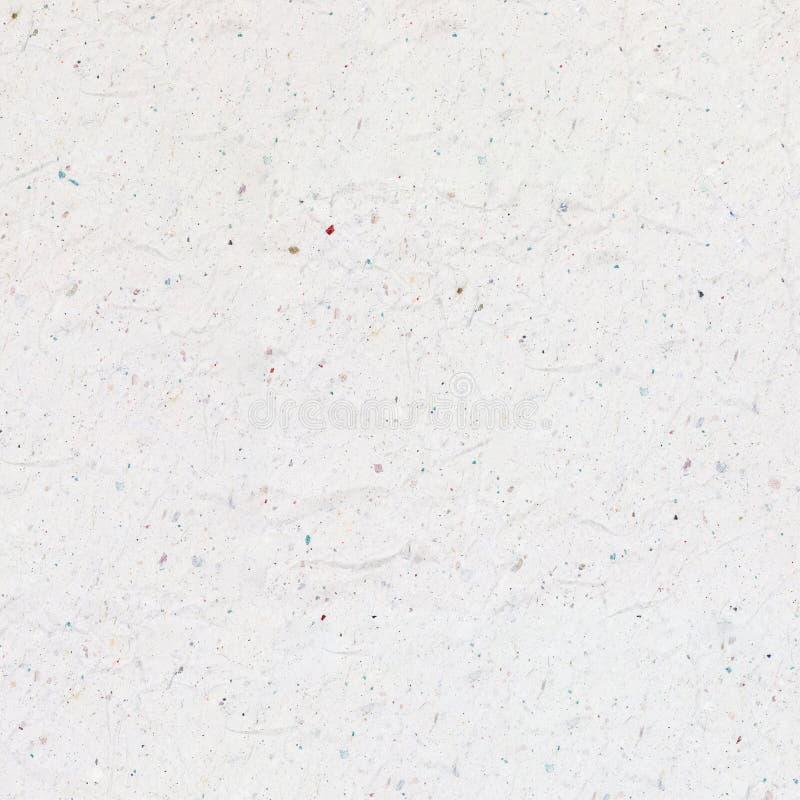 Recycled ha sgualcito il fondo di struttura del Libro Bianco per l'affare, progettazione di istruzione fotografie stock