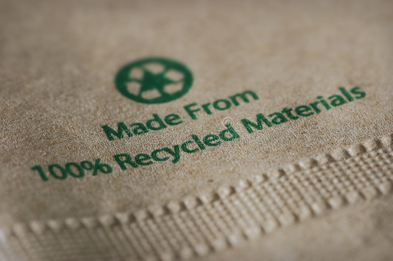 Download Recycled paper napkin stock image. Image of environment - 4034141