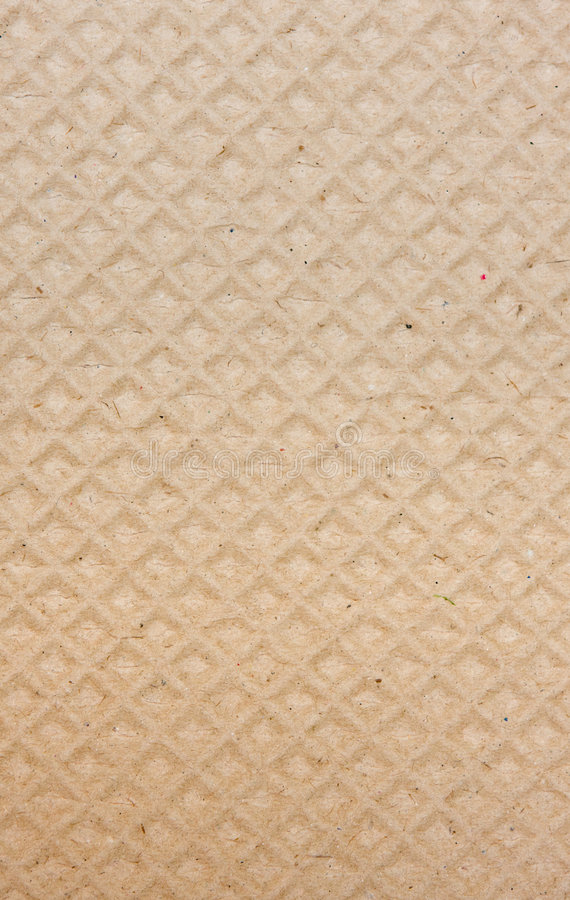 Recycled Paper Texture Stock Photo