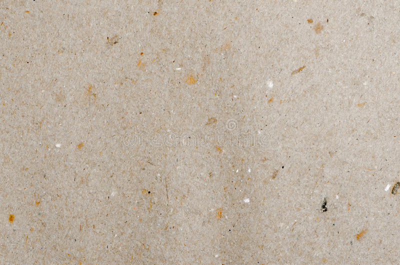 Recycled paper texture. Closeup background royalty free stock photography
