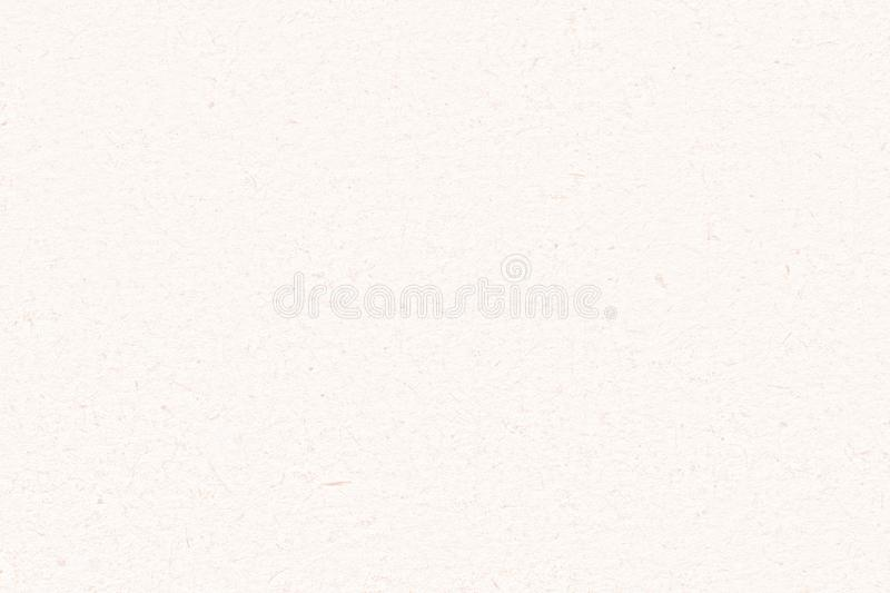 Recycled white paper texture. Light craft paper close up background. stock photo
