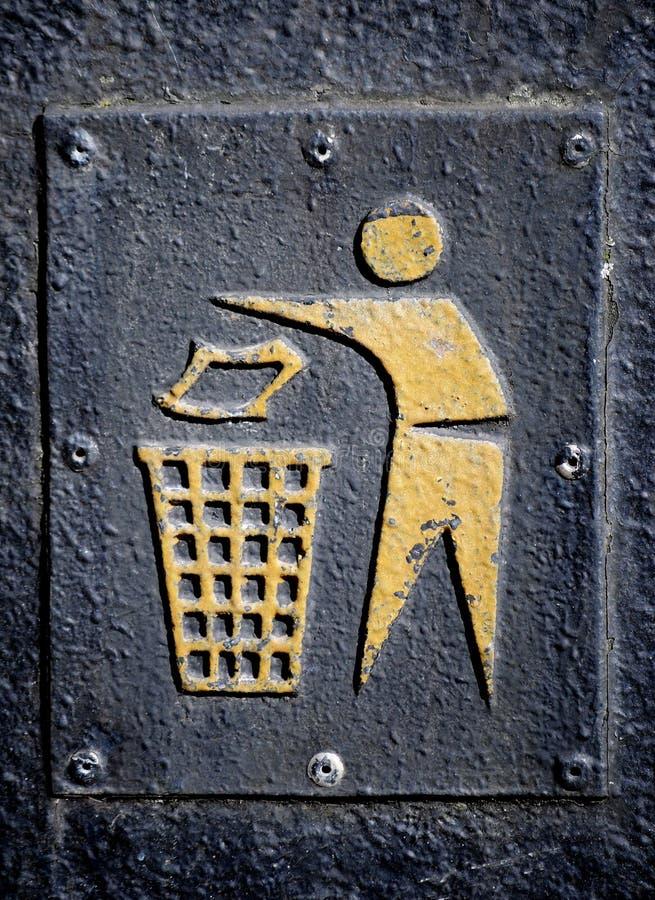Recycleer royalty-vrije stock fotografie