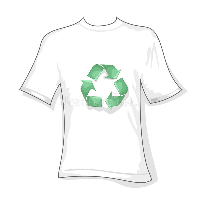Recycleer t-shirt