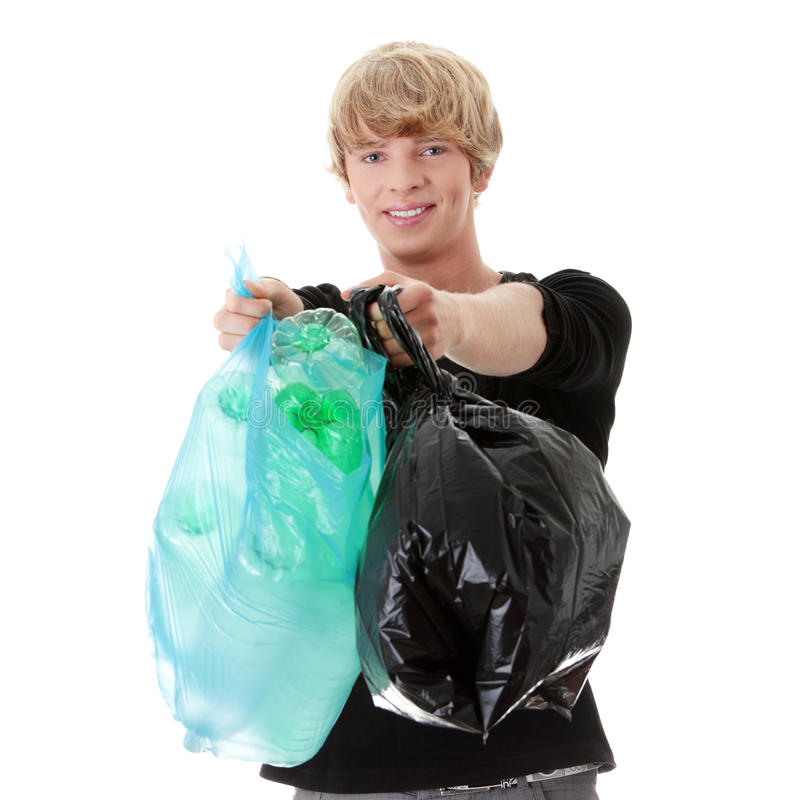 Recycling stock foto's