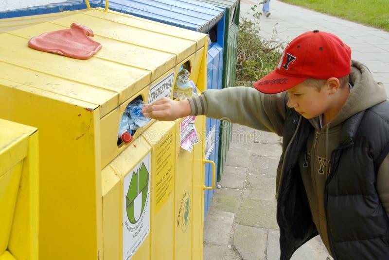 Recycling royalty-vrije stock afbeeldingen