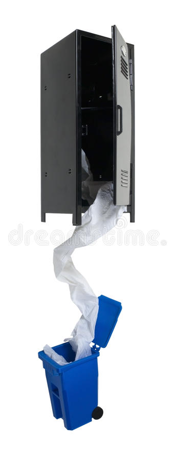 Download Recycling Education Material Stock Photo - Image: 22634156