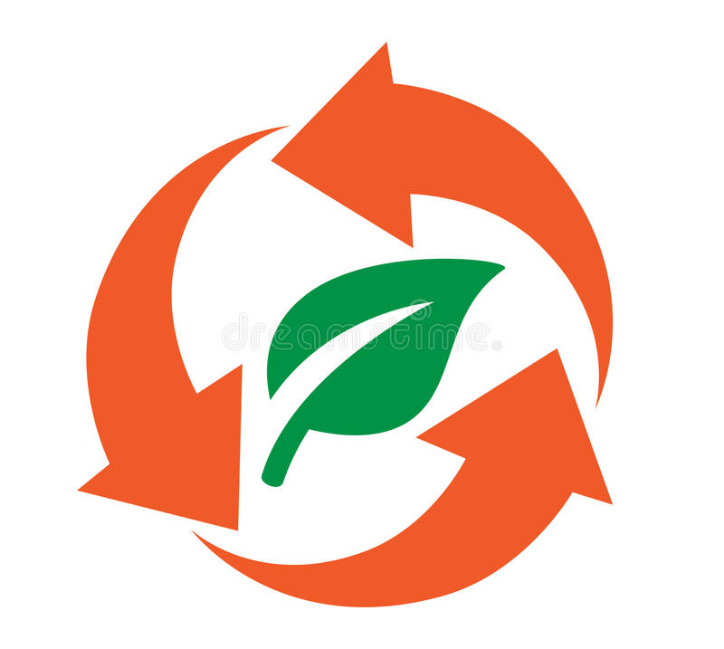 Download Recycling icon Design stock vector. Image of environmental - 83706282