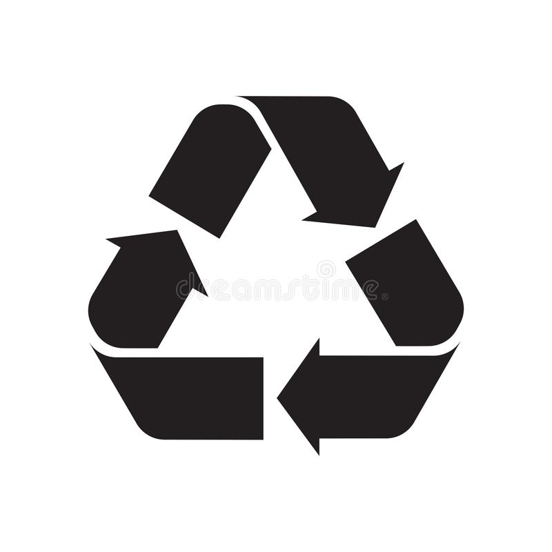Free Recycling Symbol Stock Image - 115135471
