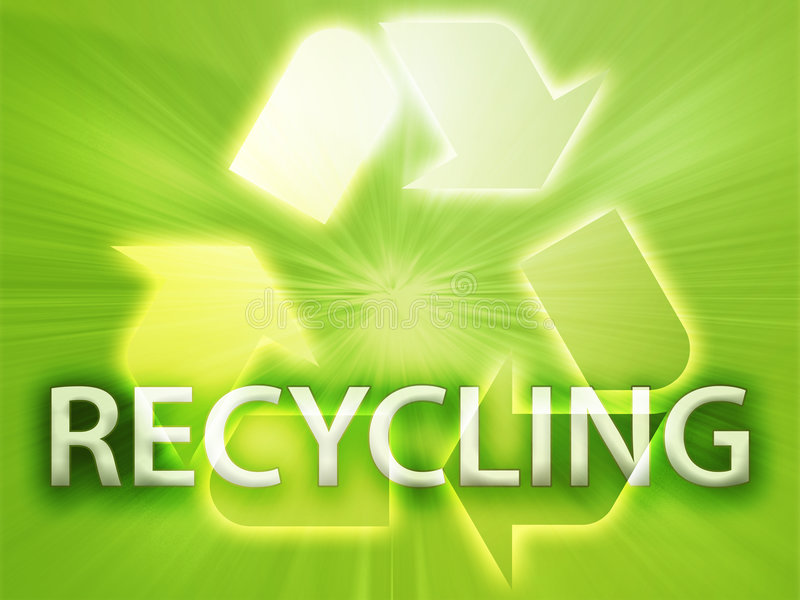 Download Recycling Symbol Stock Photo - Image: 6807700