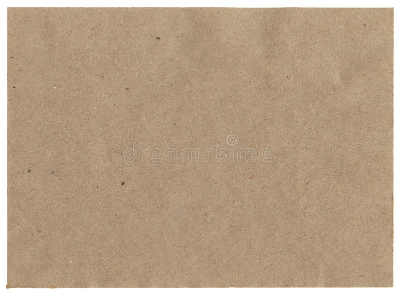 Recyclingpapier stockfoto
