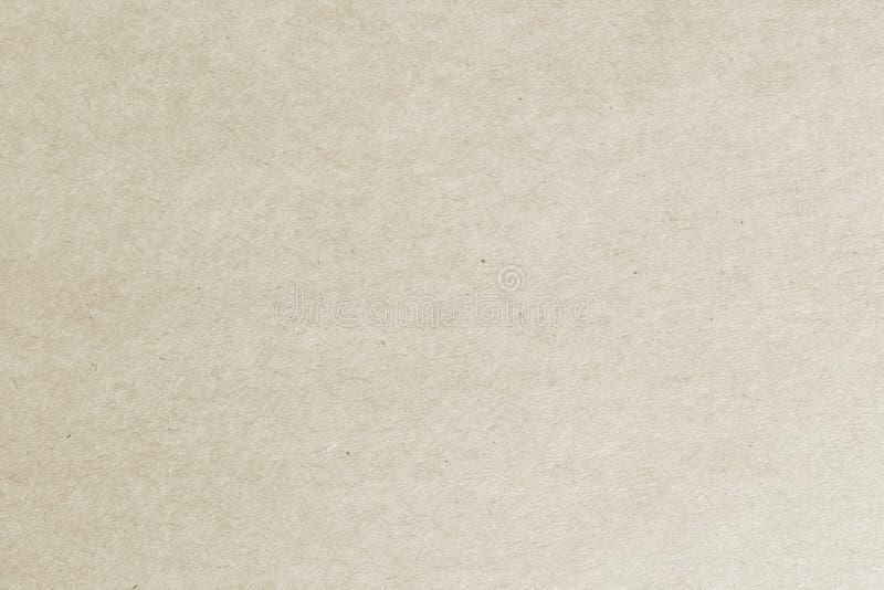 Recyclingpapierbeschaffenheit für Hintergrund, Pappblatt papier f lizenzfreies stockfoto