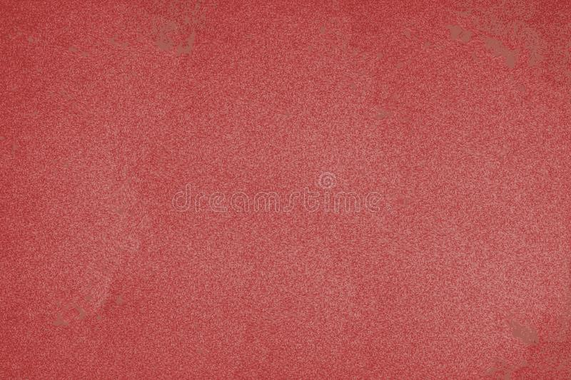 Red abrasive texture of sandpaper for a background royalty free illustration