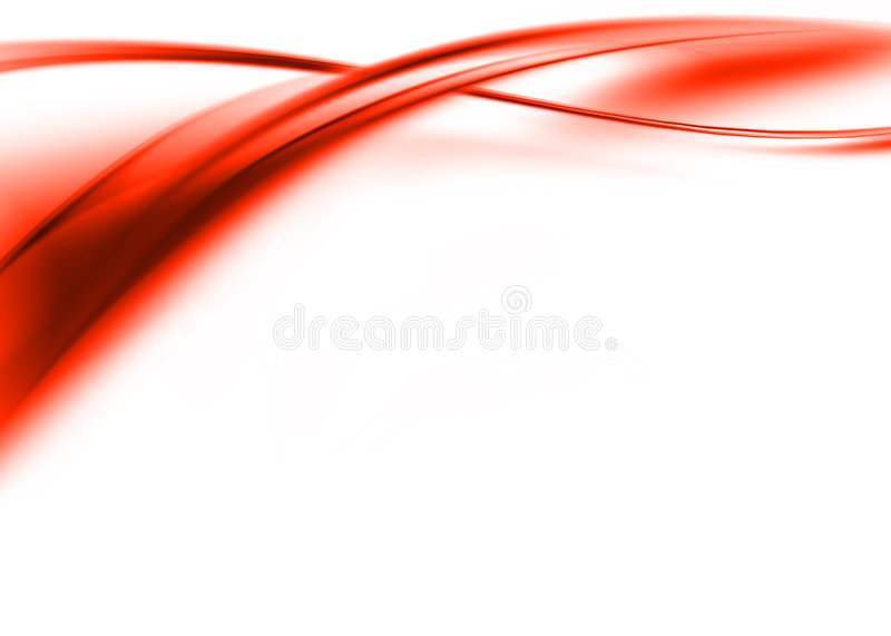 Red abstract stock illustration