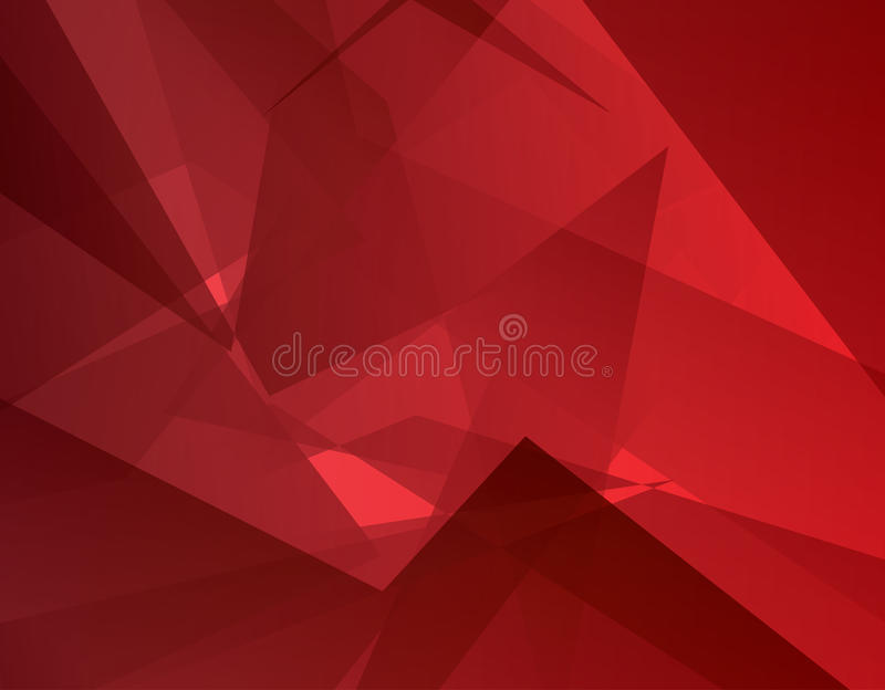 Download Red Abstract Background (vector). Modern Concept. Stock Vector - Image: 33321666