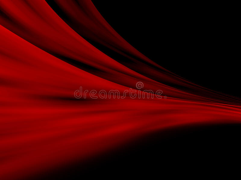 Download Red Abstract Curtains Stock Photography - Image: 15602642
