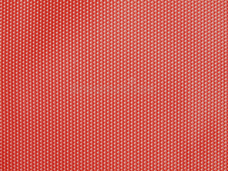 Red abstract geometrical stock image