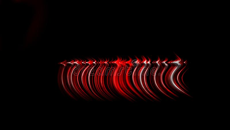 Red blur abstract background. royalty free stock images