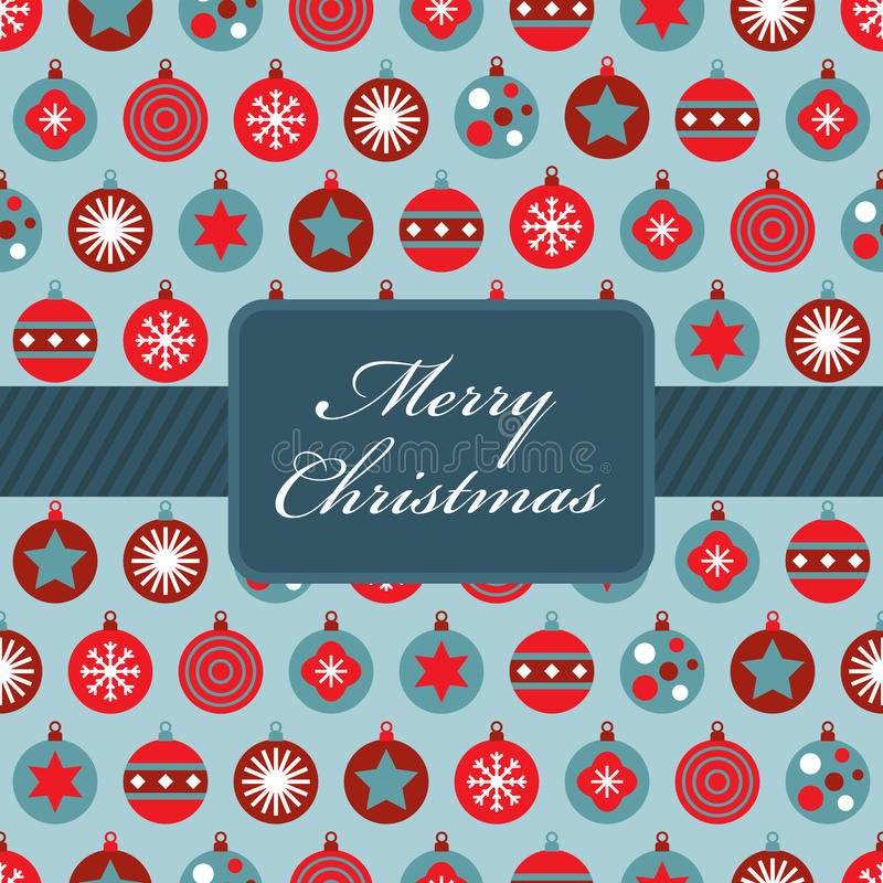 Free Red And Blue Christmas Wrapping Stock Photos - 11660453