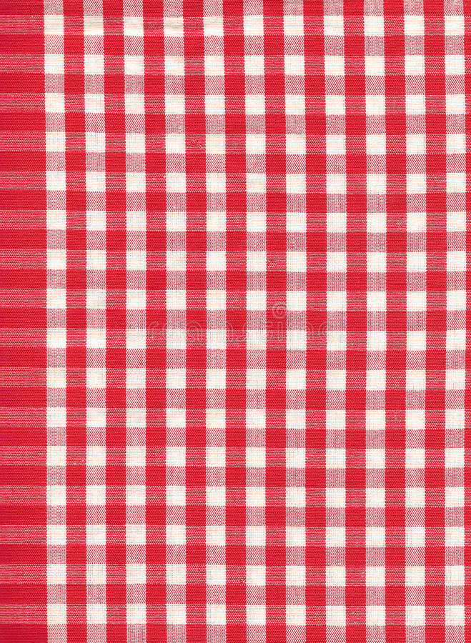Free Red And White Check Royalty Free Stock Images - 6334639