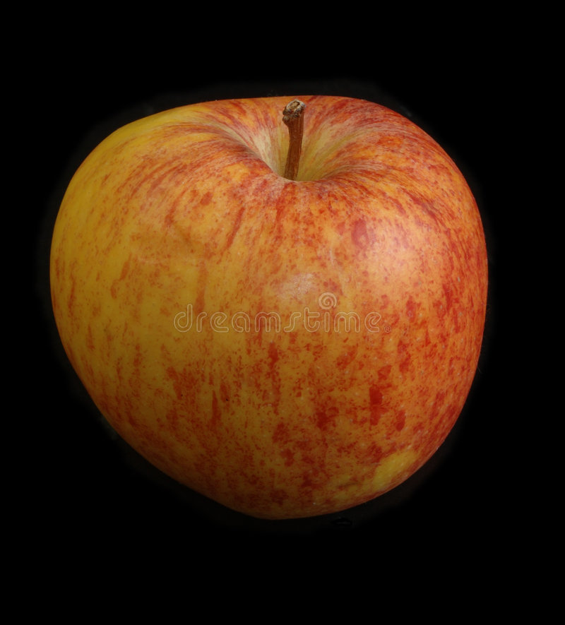 Free Red And Yellow Apple Royalty Free Stock Photos - 182828