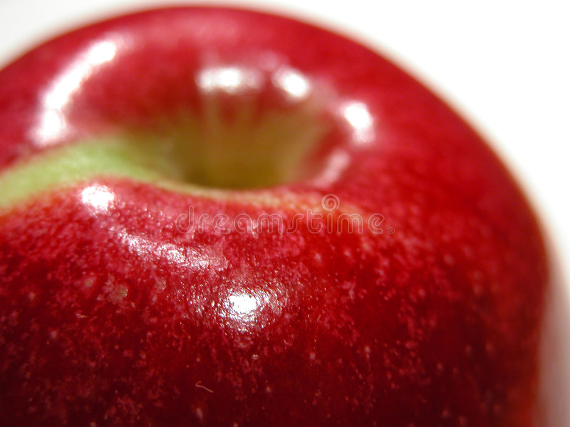 Download Red apple stock image. Image of pectin, crop, close, summer - 643