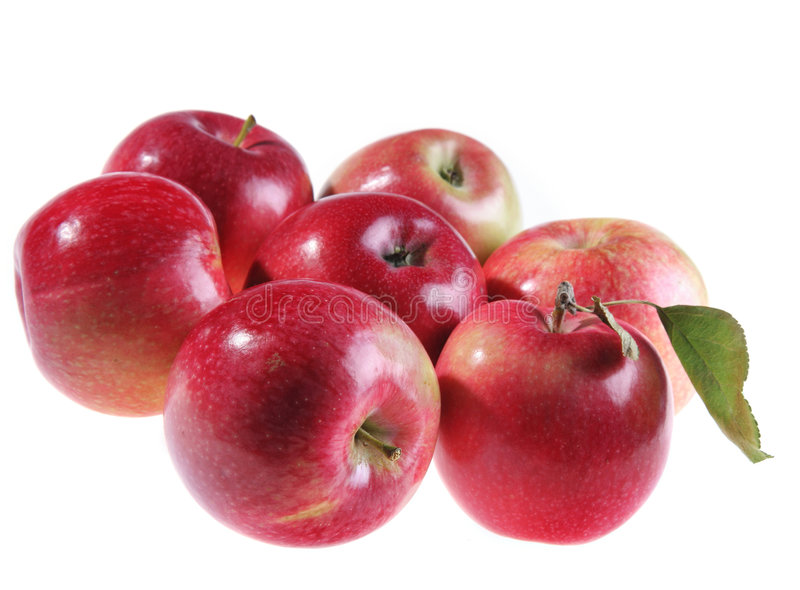 Download Red apple stock photo. Image of refreshment, nature, celebration - 3132878