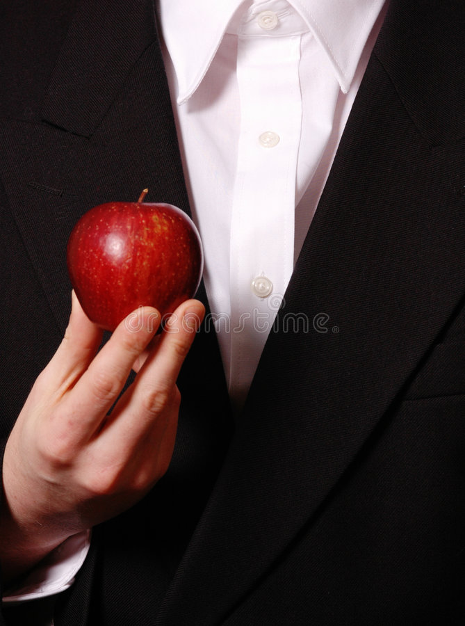 Download Red Apple Royalty Free Stock Photo - Image: 510045
