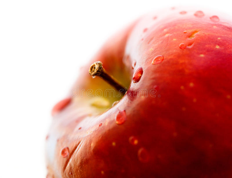 Download Red apple stock image. Image of diet, watery, fresh, delicious - 9846139