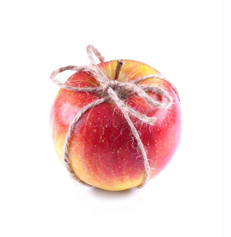 red apple dojrzałe fotografia stock