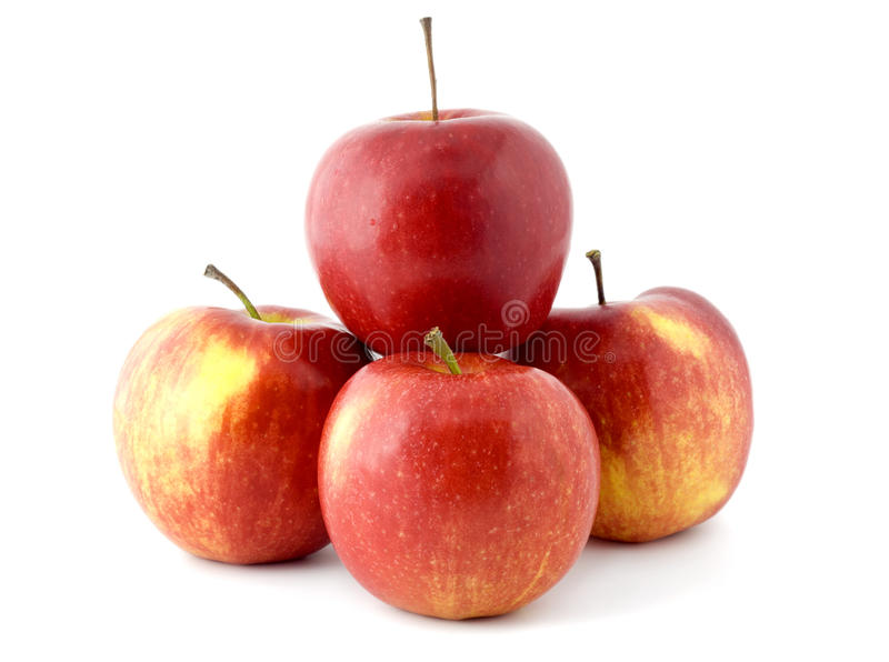 Download Red apples stock photo. Image of health, group, juicy - 9994712