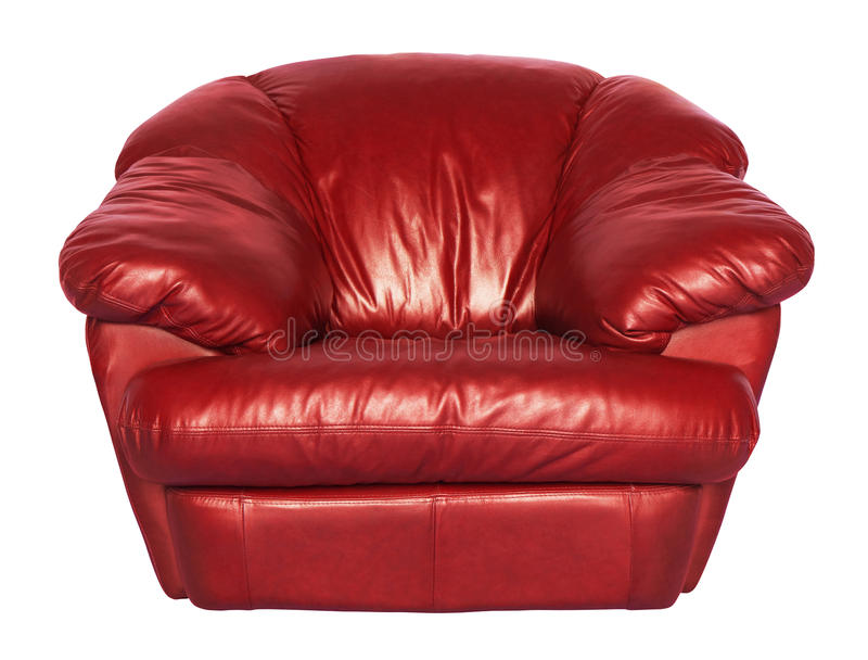 Download Red Armchair Stock Images - Image: 26455144
