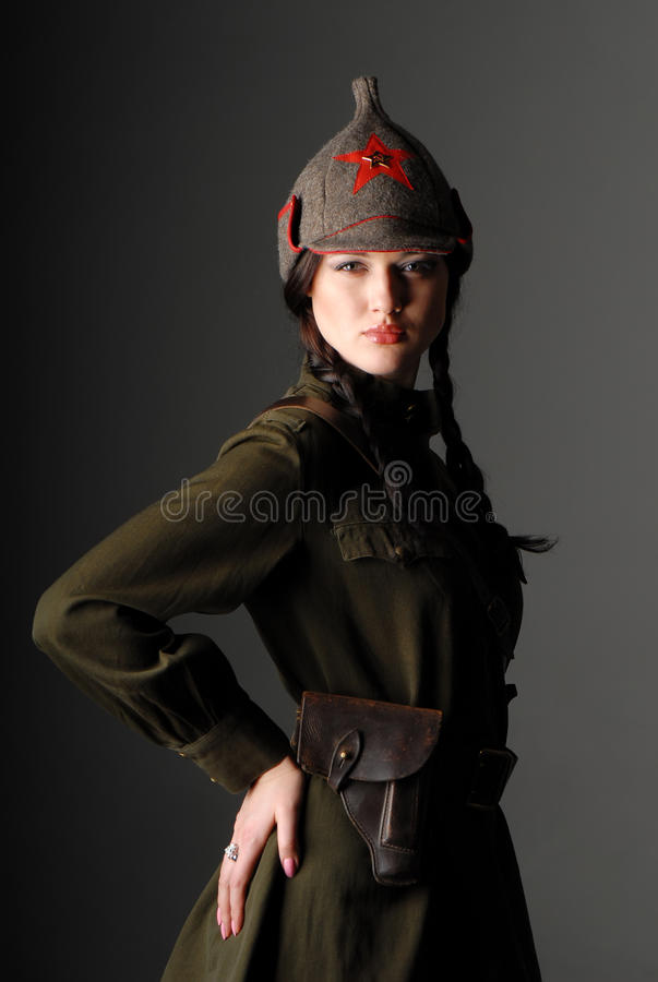 Red army stock photos