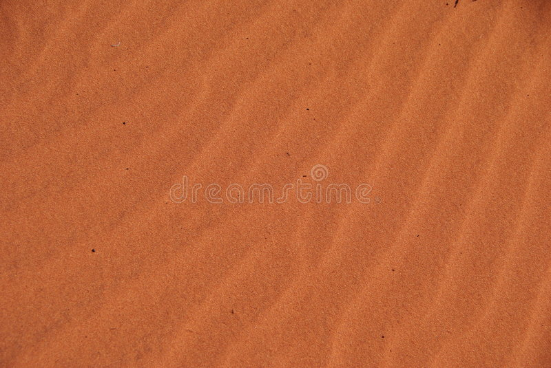 Red Australian Sand royalty free stock images