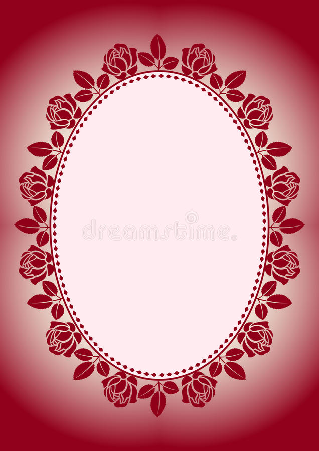 Download Red background stock vector. Illustration of decorative - 22850092