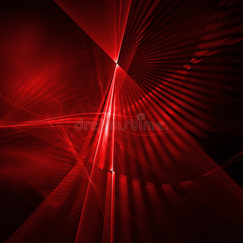 Red Background vector illustration