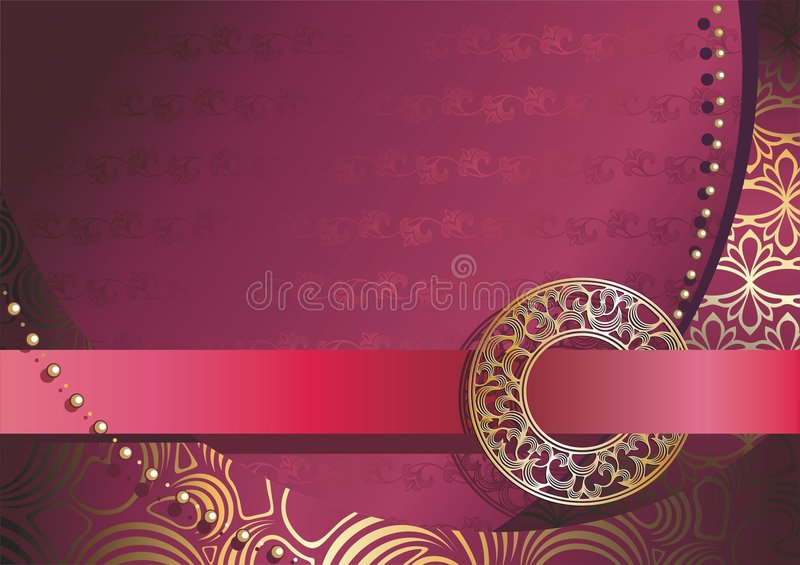 Download Red background stock vector. Image of detail, element - 8978433