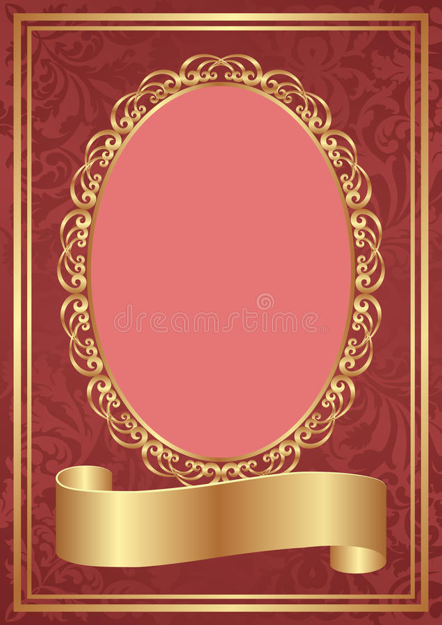 Download Red background stock vector. Image of clip, frame, label - 30327085