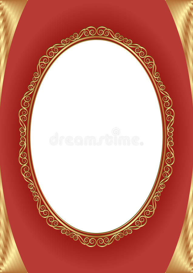 Download Red background stock vector. Image of clipart, classic - 29875936