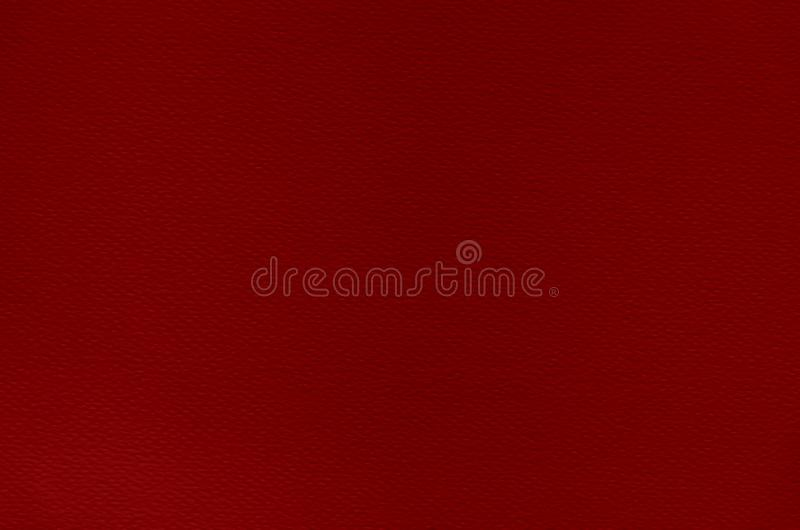 Red background and wallpaper by paper texture and free space for stock image
