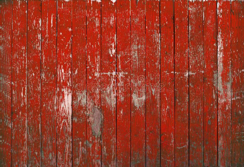 Red background wood texture royalty free stock image