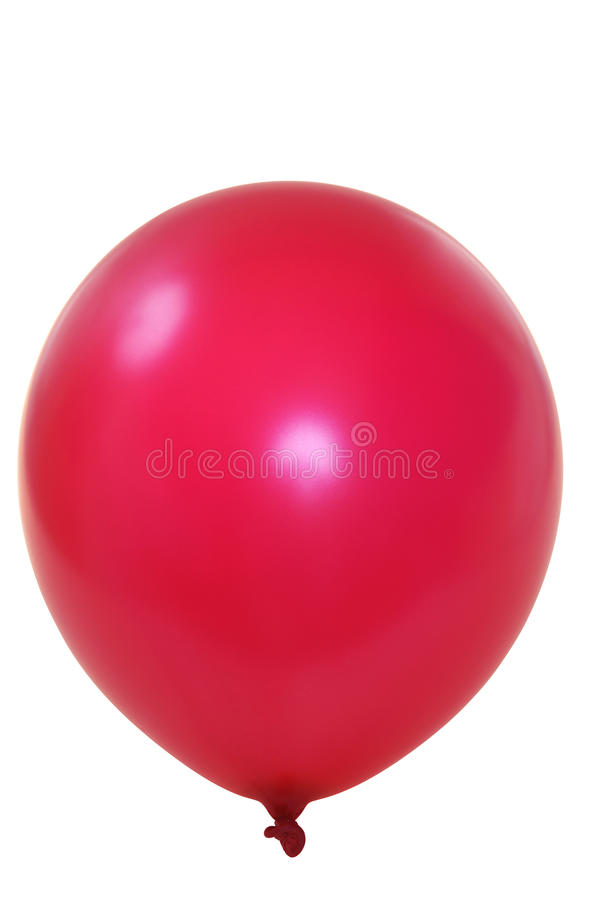 Download Red ballon stock image. Image of clipping, helium, glad - 11572927