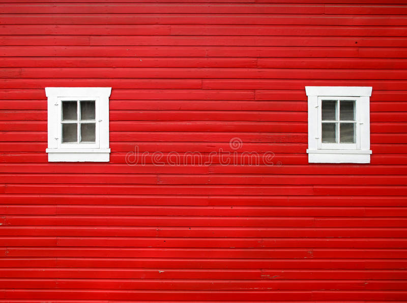 Download Red barn stock photo. Image of siding, windows, window - 11171282