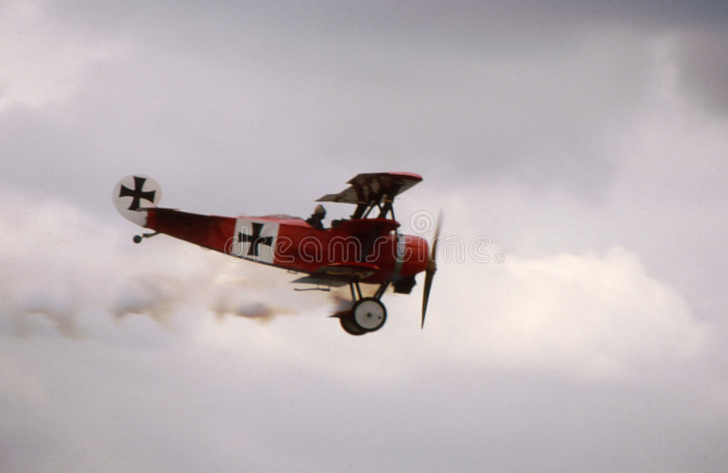 Download Red Baron Royalty Free Stock Images - Image: 6376449
